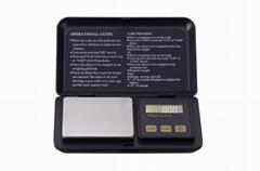 0.001 g 100 g Super Slim Digital Pocket Scale