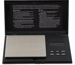 High Precision electrical Digital Pocket Scale