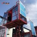 OEM Construction Elevator Hoist Building