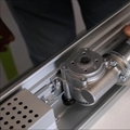 Besam SL100 Auto Sliding Door System  Automatic Sliding Door Drive 4