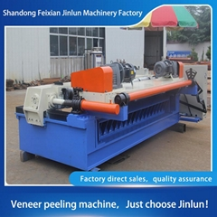 Wood processing equipment 8-foot double row machine