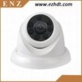 Economic IPC H265 2MP Dome Face Comparison Smart AI IP Camera Human Detection