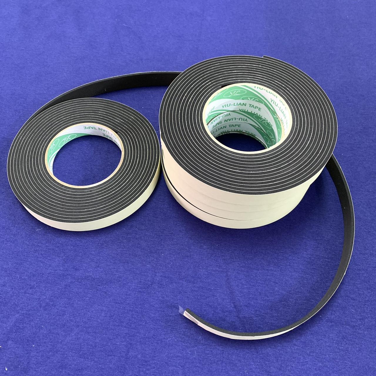 EVA single-sided foam glue(black)