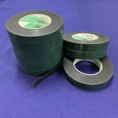 绿PE膜-黑色双面泡棉胶
