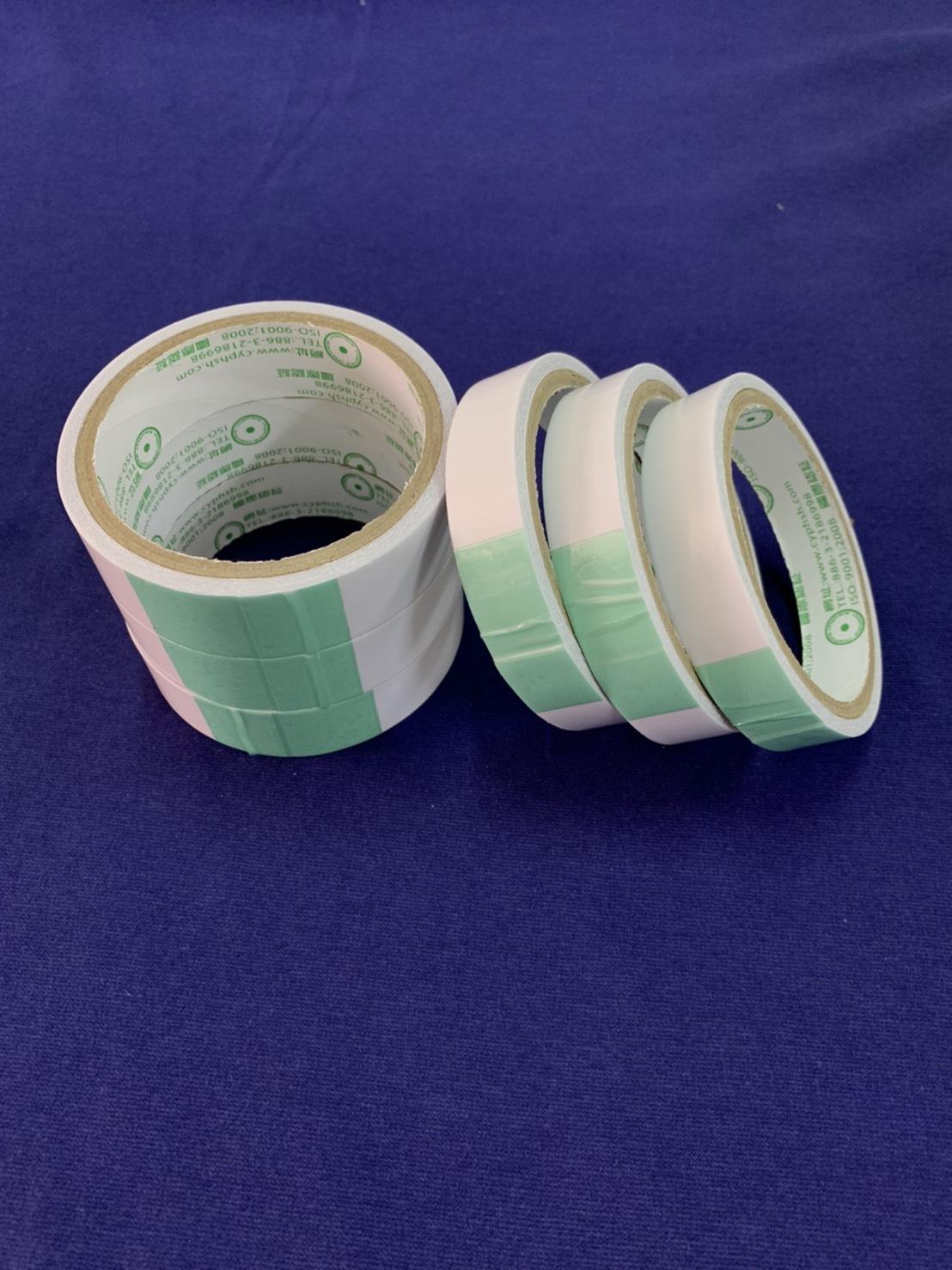 YL-CM20 PE雙面膠帶(可重覆黏貼、不易殘膠) 1