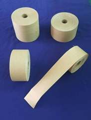沾水纖維牛皮紙膠帶 /環保膠帶 /出口膠帶