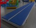 Cheap China products 100% polyester pvc drop stitch fabric for mattress