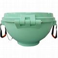 High Quality Insulated Green Outdoor Picnic Cooler Ball 3