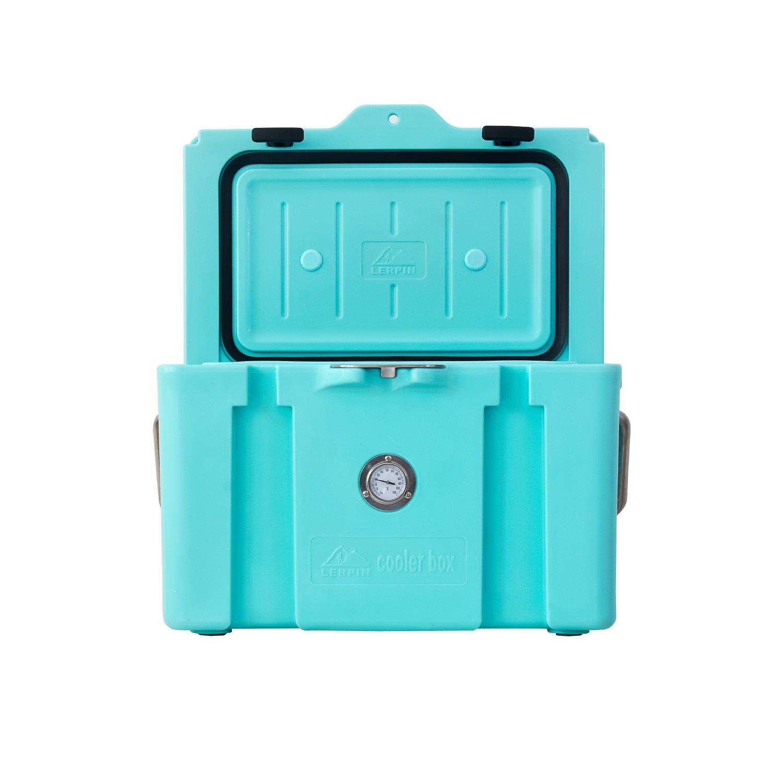 Lerpin new design food grade rotomolded plastic cooler box factory 5