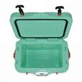 Lerpin camping plastic cooler box custom rotomolded coolers 3