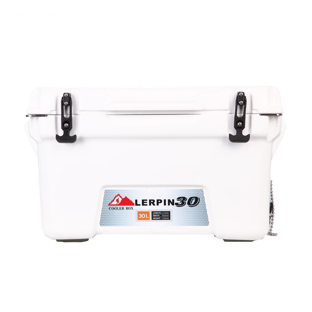 Lerpin food grade plastic LDPE moulded-in heavy duty handle cooler 2