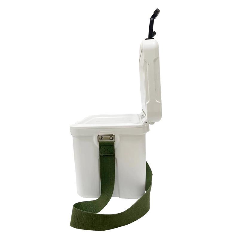 Mini medical Ice box cooler rotomolded shoulder cooling box portable 4
