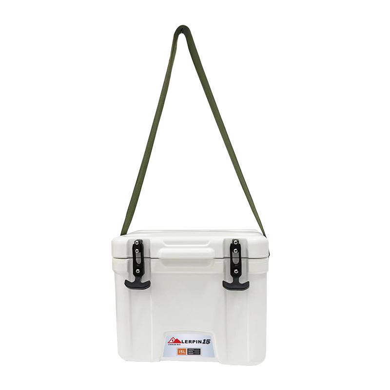 Mini medical Ice box cooler rotomolded shoulder cooling box portable 1
