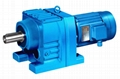 Coaxial Inline Helical gear box helical
