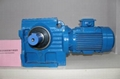 Worm Helical Geared Motor Helical