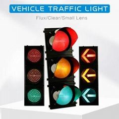 Smart traffic light