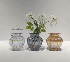 China supplier GLASS VASE