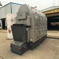 6 Ton DZL Series Coal Fired Steam Boiler For Veneer Plywood processing plant