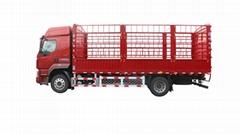 仓栅式载货车 9米6载货车 锣响铝合金工具箱 物流运输车
