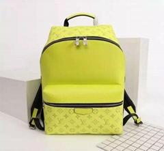 Louis Vuitton Discovery Backpack Bahia Yellow Designer Bags Luxury Women handbag