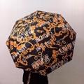 VERSACE medusa Umbrella Windproof UV Protection Compact Folding Sun Rain