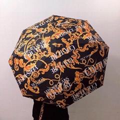 medusa Umbrella Windproof UV Protection Compact Folding Sun Rain