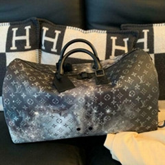 Galaxy Keepall 50 KIM JONES Monogram Bag M44166 handbag cheap sale