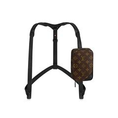 Brand New               Utility Harness Bag Virgil Abloh Utility Side Bag M44470