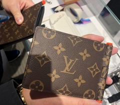 Louis Vuitton Monogram Brown Solar Ray Pocket Organiser wholesale luxury cheap