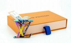 Rainbow Prism Keychain and Bag Charm Virgil Abloh keyring