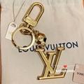 Porte Cles               Facettes Key Ring Bag Charm Key Holder Gold    online