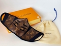 Louis Vuitton Monogrammed Face Mask LV leather dust Mask cheap mask