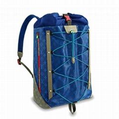 Backpack Bag M43833 Outdoor Blue Pacific Monogram Kim Jones New