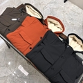 Stone Island wool Full Length Jacket Men