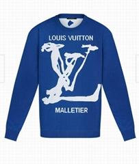 Louis Vuitton LV Scribbles Intarsia