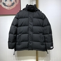 Jacquard Quilted Nylon Jacket Fashion