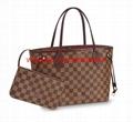 Neverfull Monogram MM tote Handbags
