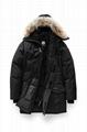 Men's Langford Parka Jacket Black Men