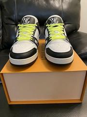 Virgil Abloh Signature    Trainers Men women sneaker shoes    sale
