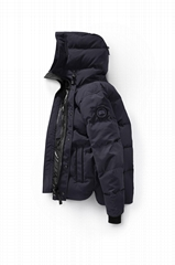 MACMILLAN PARKA BLACK LABEL Men down coat for men