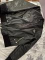 PHILIPP PLEIN Leather Moto Jacket