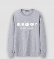 Logo Print Melange Loopback Cotton Jersey Sweatshirt men sweater