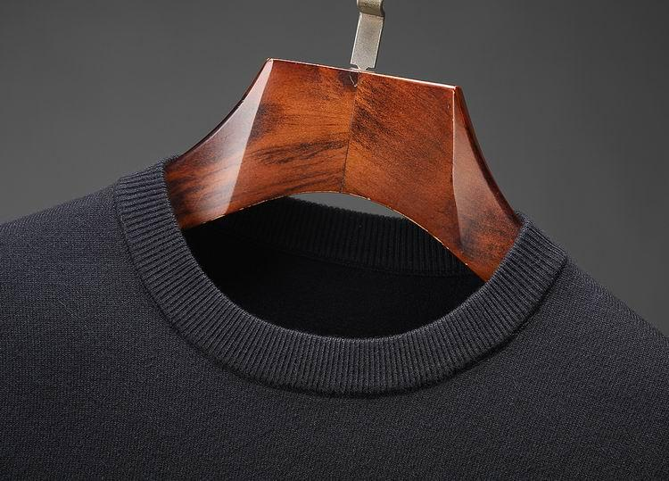 Burberry Trimmed Cashmere Sweater