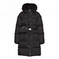 Prada Re-Nylon gabardine down puffer coat