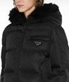 Prada Short puffer jacket women