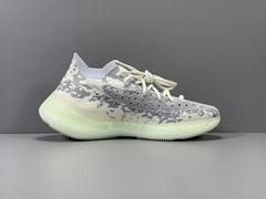 Yeezy Boost 380 Alien design sneaker shoes Yeezy 380  grey