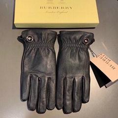 Women's Black Leather Gloves fashion gloves sale