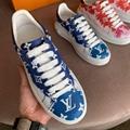 Louis Vuitton 1A7UM7 LV Escale Time Out Sneaker men women fashion luxury shoes
