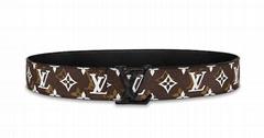 Shape 40MM Reversible Belt MP241T luxury fashion brand buckle