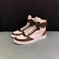 Louis Vuitton Boombox Sneaker Boot LV 1A5MWJ high top men women fashion shoes LV